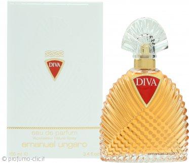 Emanuel ungaro diva eau de parfum 100ml spray - Diva di ungaro ...