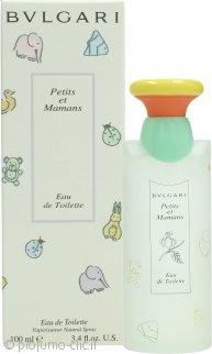 Bvlgari Petits et Mamans Eau de Toilette 100ml Spray