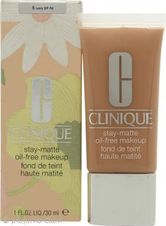 Clinique Stay-Matte Oil-Free Makeup 30ml - 6 Ivory