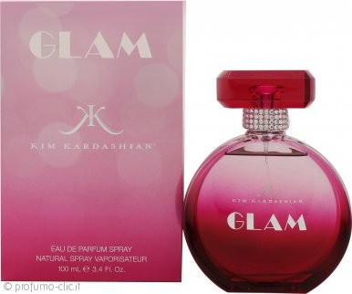 Kim Kardashian Glam Eau de Parfum 100ml Spray
