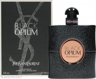 Yves Saint Laurent Black Opium Eau de Parfum 90ml Spray