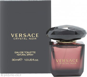 Versace Crystal Noir Eau de Toilette 30ml Spray