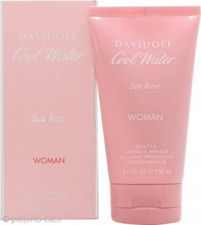 Davidoff Cool Water Sea Rose Gel Doccia 150ml