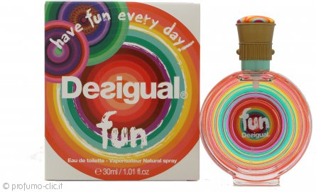 Desigual Fun Eau de Toilette 30ml Spray