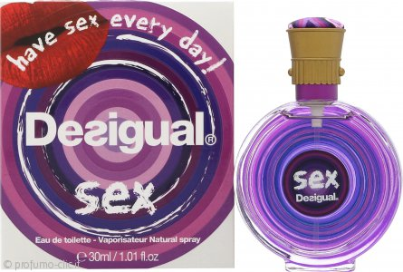 Desigual Sex Eau de Toilette 30ml Spray