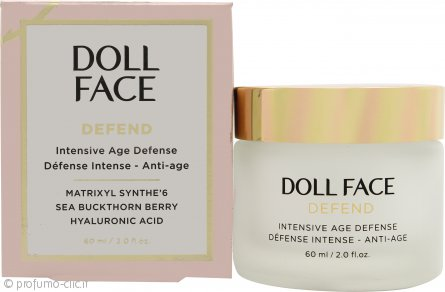 Doll Face Beauty Defend Intensive Age Defense Crema 60ml