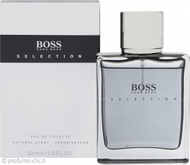 Hugo Boss Selection Eau de Toilette 50ml Spray