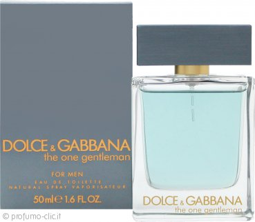 Dolce & Gabbana The One Gentleman Eau de Toilette 50ml Spray