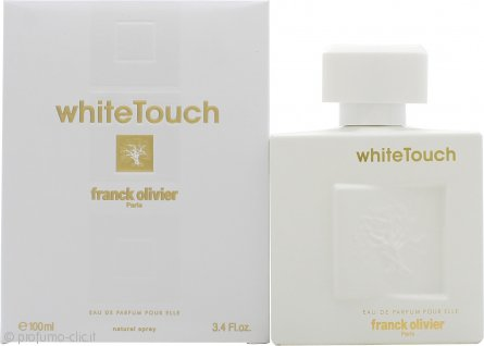 Franck Olivier White Touch Eau de Parfum 100ml Spray