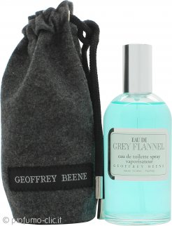 Geoffrey Beene Eau de Grey Flannel Eau de Toilette 120ml Spray