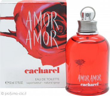 Cacharel Amor Amor Eau de Toilette 50ml Spray