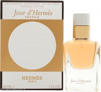 Hermes Jour d'Hermes Absolu Eau de Parfum 30ml Spray - Ricaricabile