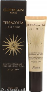 Guerlain Terracotta Sun Kissed Fondotinta 30g - Dark