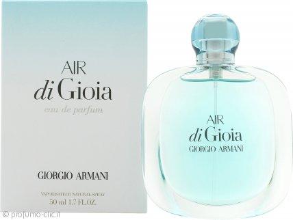 Giorgio Armani Air di Gioia Eau de Parfum 50ml Spray