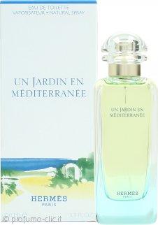 Hermes Un Jardin En Mediterranee Eau de Toilette 100ml Spray
