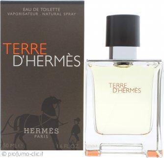 Hermes Terre D'Hermes Eau De Toilette 50ml Spray