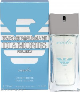 Giorgio Armani Emporio Diamonds Rocks Eau de Toilette 50ml Spray