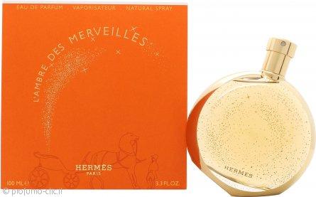 Hermes L'Ambre des Merveilles Eau de Parfum 100ml Spray