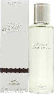 Hermes Voyage d'Hermes Eau de Toilette 125ml Spray - Ricarica