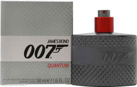 James Bond 007 Quantum Eau de Toilette 50ml Spray