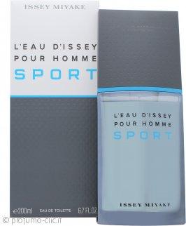 Issey Miyake L'Eau d'Issey Pour Homme Sport Eau De Toilette 200ml Spray