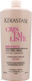 Kérastase Cristalliste Bain Cristal Luminous Perfecting Shampoo 1000ml - Capelli Lunghi (Sottili)