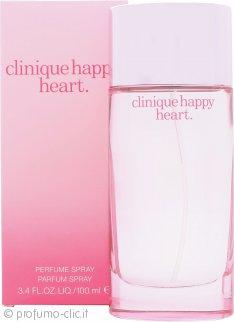 Clinique Happy Heart Eau de Parfum 100ml Spray
