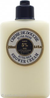 L'Occitane Shea Butter Ultra Rich Crema da Doccia 250ml