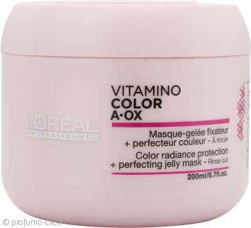 L'Oreal Expert Vitamino Color Hair Maschera per Capelli 200ml