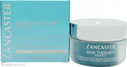 Lancaster Skin Therapy Perfecting Texturizing Moisturizer Rich Crema 50ml