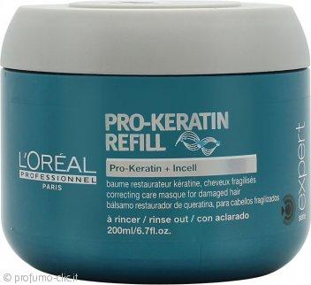 L'Oreal Expert Pro-Keratin Ricarica Maschera per Capelli 200ml