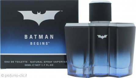 Batman Begins Eau de Toilette 50ml Spray