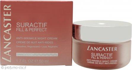 Lancaster Suractif Fill & Perfect Crema Notte 50ml
