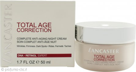 Lancaster Total Age Correction Crema Notte 50ml