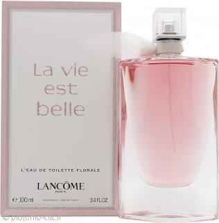 Lancome La Vie Est Belle L'Eau de Toilette Florale Eau de Toilette 100ml Spray