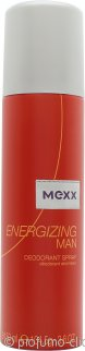 Mexx Energizing Man Deodorante Spray 150ml