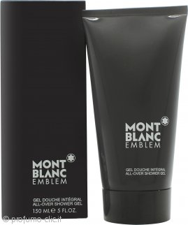 Mont Blanc Emblem All-Over Gel Doccia 150ml