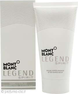 Mont Blanc Legend Spirit Balsamo Dopobarba 150ml