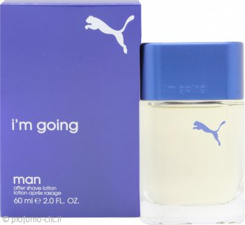 Puma I'm going Aftershave Lotion 60ml Splash