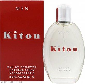 Kiton Eau de Toilette 75ml Spray