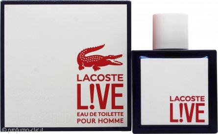 Lacoste Live Eau de Toilette 100ml Spray