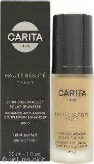 Carita Haute Beauté Teint Soin Sublimateur Youth Radiance 30ml – 01 Ocre SPF15