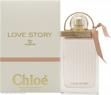 Chloe Love Story Eau de Toilette 75ml Spray