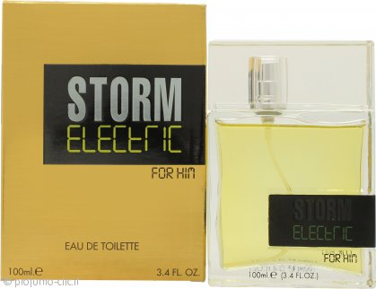 STORM Storm Electric Eau de Toilette 100ml Spray