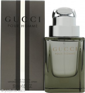 Gucci by Gucci Pour Homme Eau De Toilette 50ml Spray (Nuova Versione)