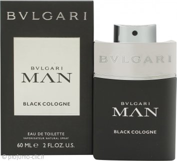 Bvlgari Man Black Cologne Eau de Toilette 60ml Spray