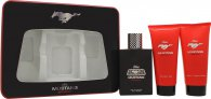 Mustang Mustang Sport Confezione Regalo 100ml EDT Spray + 150ml Gel Doccia + 150ml Balsamo Dopobarba