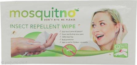 MosquitNo Salviette Repellenti per Insetti