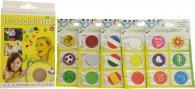 MosquitNo Spotzzz Citronella Stickers Confezione Regalo 5 Fogli - Disegni Misti