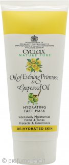 Cyclax Nature Pure Oil Of Evening Primrose Hydrating Maschera Viso 175ml